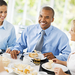 Catering en empresa gesgourmet